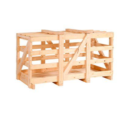 Jaulas de madera