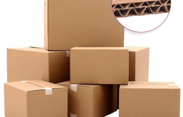 Cajas, rollos y planchas cartón